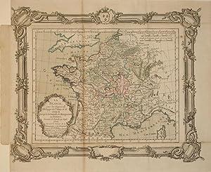 La France sous les Regnes de Philippe de Valois et de Jean II, jusqu'a la bataille de ...