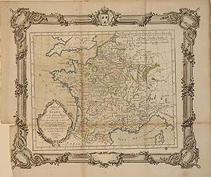 Tableau de la France sous les Renes d'Henri et de Francois IIeme, c'est-a-dire depuis ...