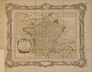 Etat de la France a la fin du Regne de Louis le Grand, c'est-a-dire, depuis 1697 jusqu'en...