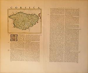 Corsica Insula (Italy): J. Blaeu