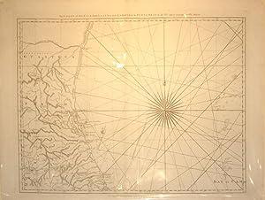 The Coast of Mexico from Laguna de Esmotes to Punta Brava.: Thomas Jefferys