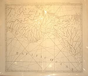 The Coast of New Spain from Neuva Vera Cruz to Triste Island (Mexico/Guatemala/Panama): ...