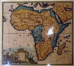 Novissima et Perfectissima Africae Descriptio Ex Formis. (Africa): Carol Allard