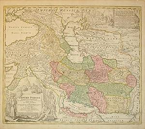 Imperii Persici in Omnes Suas Provincias (tam veteribus quam modernis carundem nominibus signatas)....