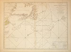 A Chart of the Banks of Newfoundland Drawn from a Great Number of Hydrographical Surveys, Chiefly ...