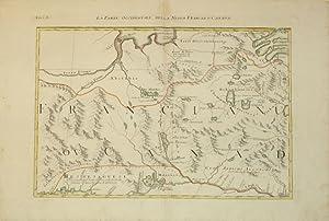 La Parte Occidentale Della Nuova Francia O Canada.: Antonio Zata
