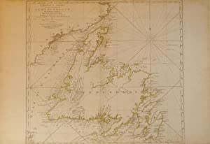A General Chart of the Island of Newfoundland with the Rocks & Soundings. Drawn from Surveys ...