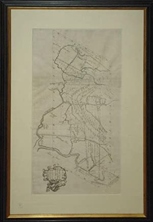 New Jersey Map No. III from the Elizabethtown Bill in Chancery: James Turner