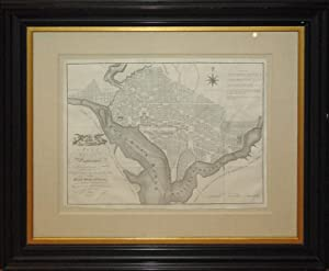 Plan of the City of Washington, in the Territory of Columbia, ceded by the States of Virginia and ...