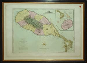 St. Christopher, of St. Kitts, Surveyed by Anthony Ravell, Esqr. Surveyor General of the Islands of...