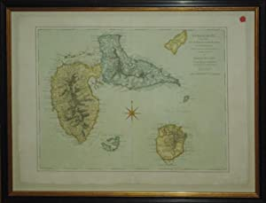Guadaloupe, Done from Actual Surveys and Observations of the English, whilst the Island was in ...