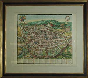 Bononia Docet Mater Studiorum. (Bologna/Itlay): Johannes Blaeu