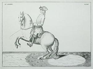 Plate XXXII - Le Barbe: Abraham van Diepenbeeck