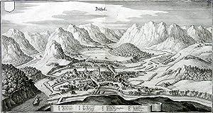 Ischel (Ischl, Austria): Merian