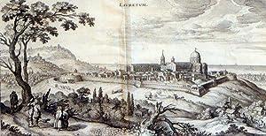 Lauretum (Loretto, Italy): Merian