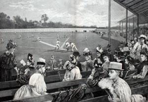 A Collegiate Game of Base-Ball