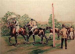 The Umbrella Race: W.S. Vanderbilt Allen