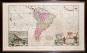 South America: With federal remarks. Dedicated to the Earl of Sunderland