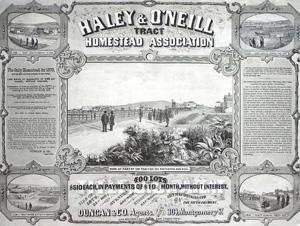 Haley & O'Neill Tract Homestead Association
