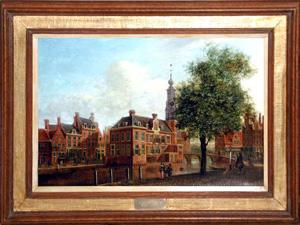 A Dutch Townscape