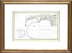 Plan of the Bay of Monterey
