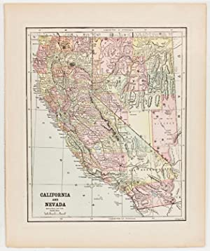 California & Nevada (1893)