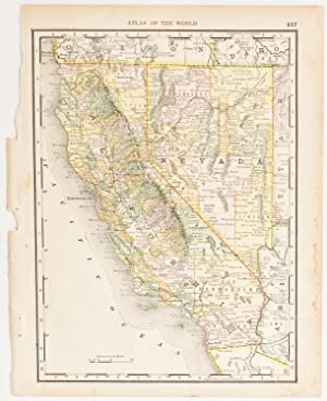California & Nevada (1888)