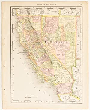 California & Nevada (1889)