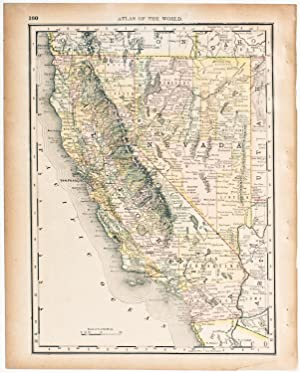 California & Nevada (1890)