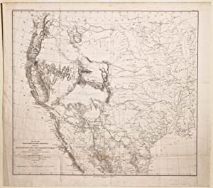 A Map of the United States & Their Territories Between the Mississippi & the Pacific Ocean, & Par...