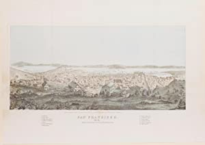 Panoramic View of San Francisco (1854)