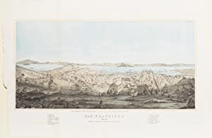 Panoramic View of San Francisco (1856)