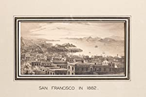 San Francisco in 1882