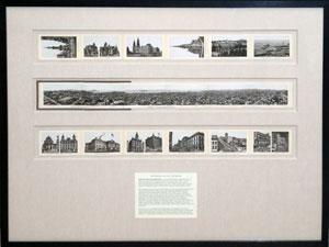 Mini Panorama of San Francisco after Muybridge
