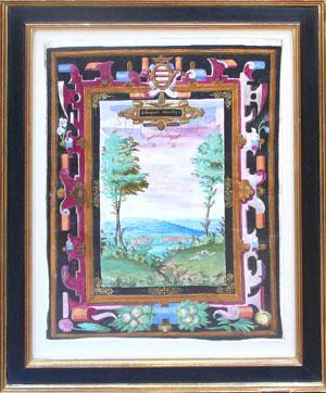 Zelucq & Hodicq: Adrien de Montigny for the Album de Croy