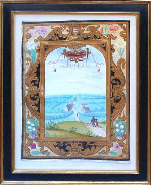 Chaivieve: Adrien de Montigny for the Album de Croy