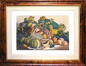 American Prize Fruit: Currier and Ives