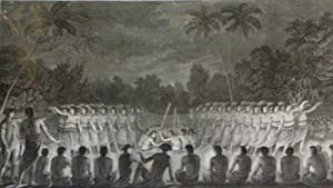 A Night Dance by Men in Hapaee: Cook
