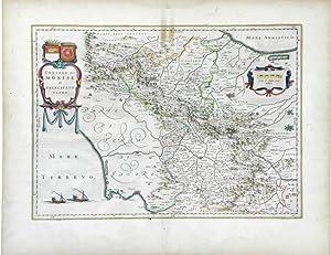 Contado di Molise et Principato Ultra: BLAEU, J.