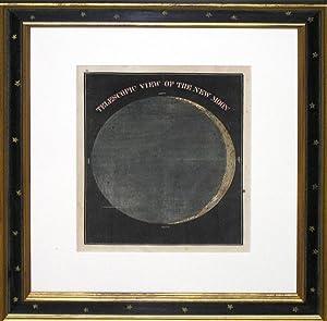 Telescopic View of the New Moon: Asa Smith