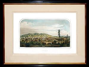 Shasta, Shasta County, Cal.: Charles Conrad Kuchel and Emil Dresel (lithographers)
