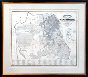 Bancroft's Official Guide Map of the City and County of San Francisco