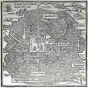 Libro di Benedetto Bordone nel qual si: BORDONE, Benedetto (1460-1539).