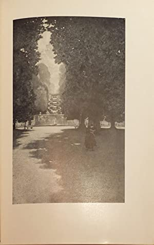 Italian Villas and Their Gardens.: WHARTON, Edith (1862-1937)
