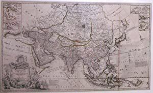 To the Right Honorable William Lord Cowper Lord High Chancellor of Great Britain This Map of Asia...