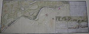 Mapa de una porcion de Costa de: VERA CRUZ].