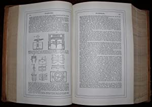 A Dictionary of Arts, Manufactures and Mines; containing a clear exposition of their Principles a...