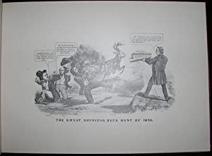 Caricatures pertaining to the Civil War.Designed for Currier & Ives