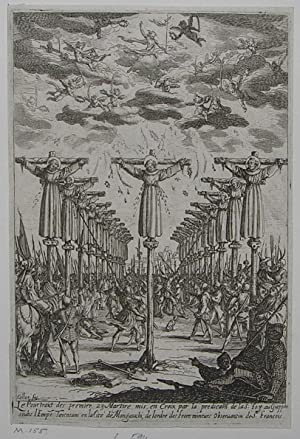 The Martyrs of Japan.: CALLOT, Jacques (1592-1635).