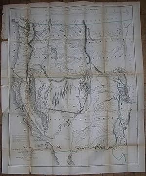 Geographical Memoir upon Upper California in Illustration: FREMONT, John Charles